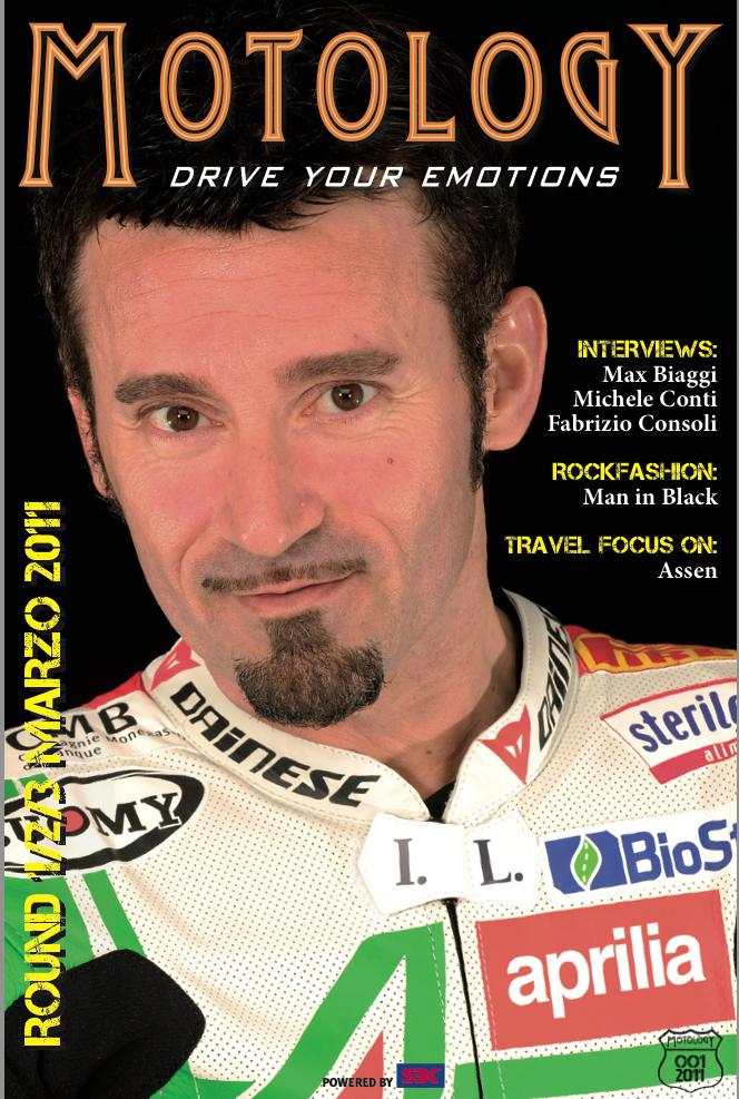 Cover Motology n° 1/2011