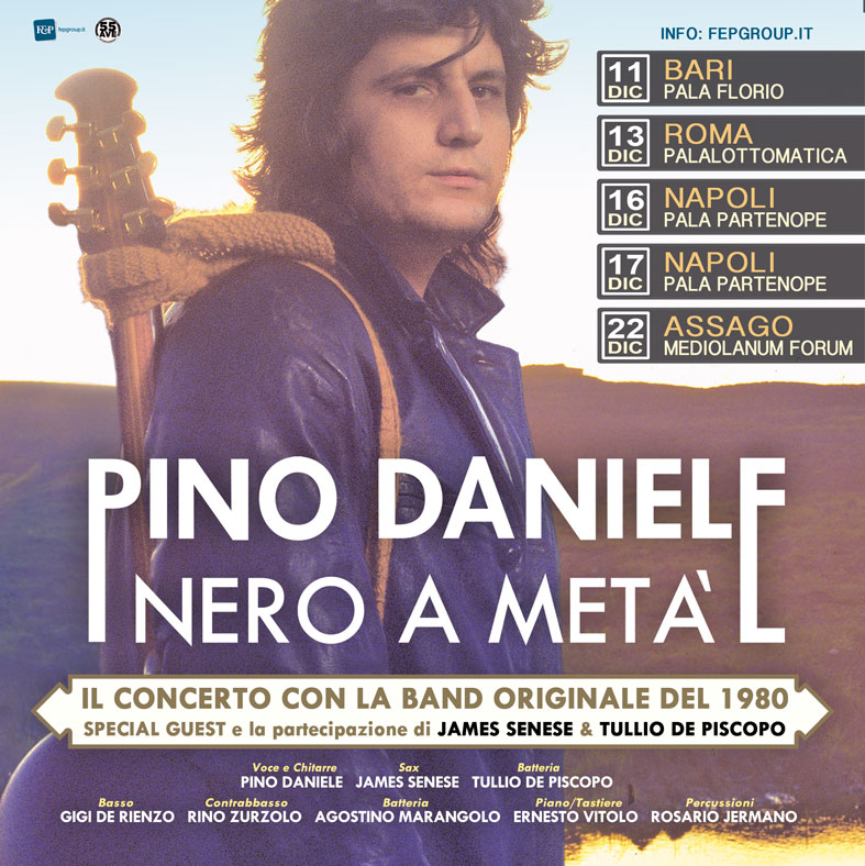 Pino Daniele_NAM_tour