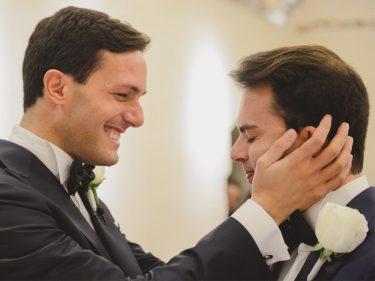 Davide e Giuseppe: finalmente sposi!