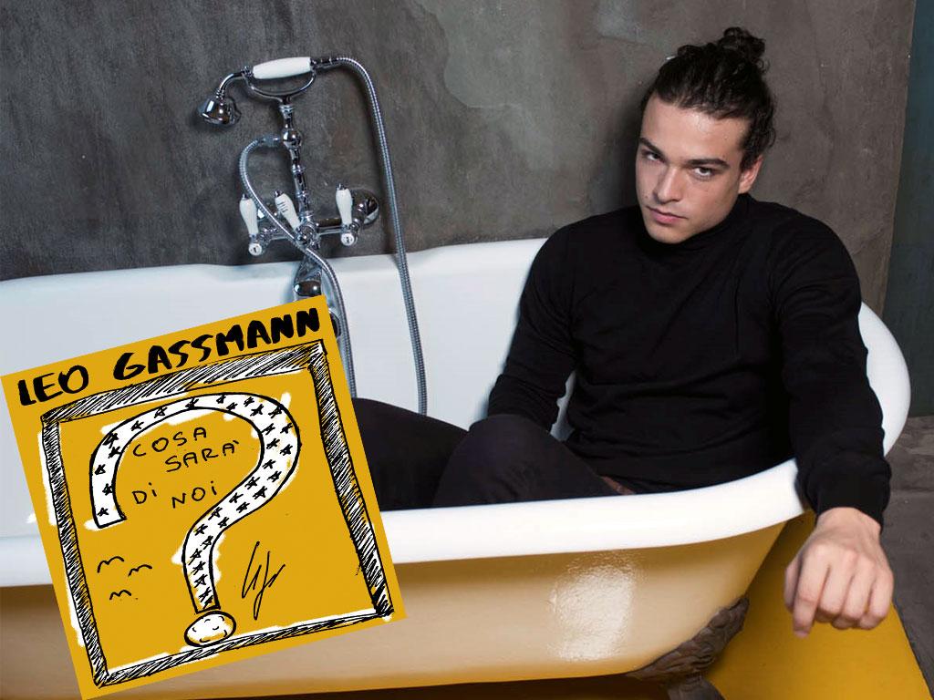In uscita il nuovo singolo di Leo Gassman