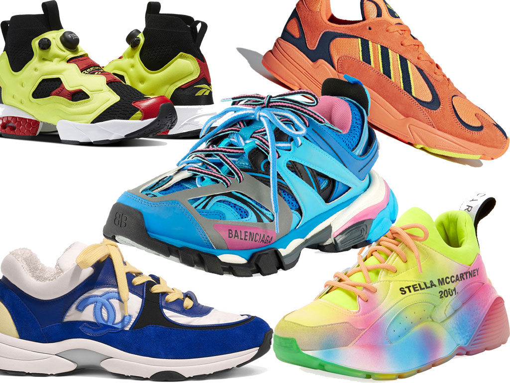 E' sneaker mania