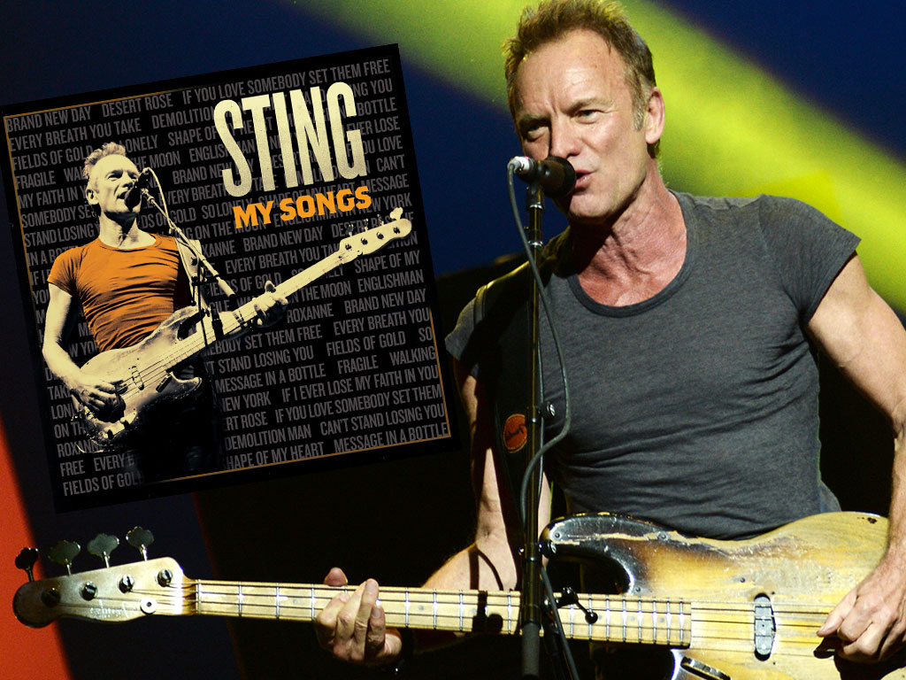 Sting: nuovo album, nuovo tour